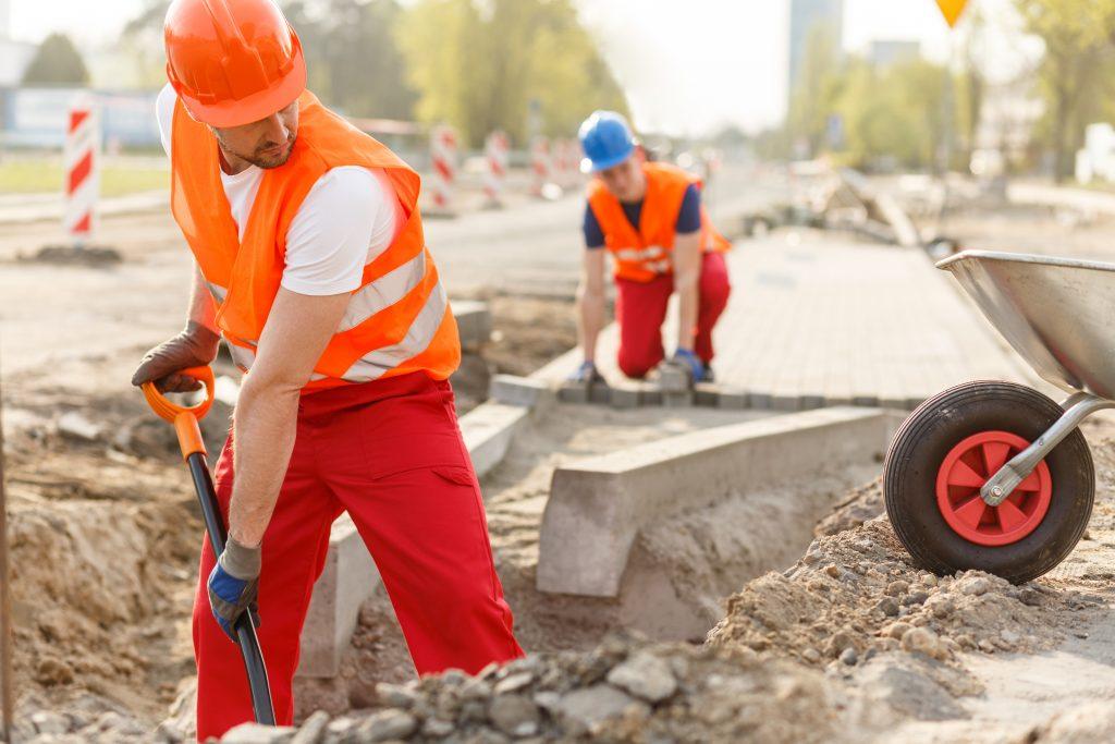 Gradbena, zemeljska in kanalizacijska dela