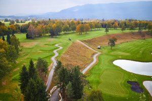 Mapri Asfaltiranje Golf igrišča Bled