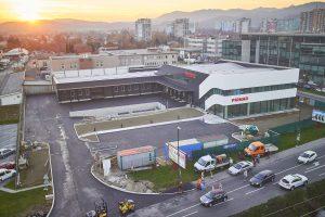 Asfaltiranje dvorišča in parkirišča - PIRNAR Ljubljana