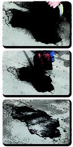 Vgradnja hladne asfaltne zmesi M-COLD I MAPRI PROASFALT